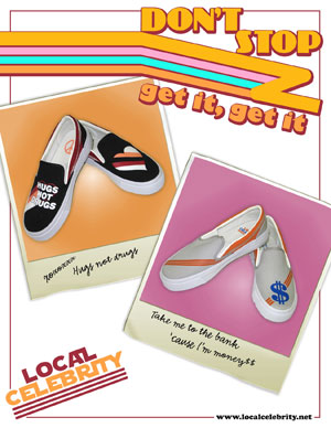 Shoes @ Local Celebrity