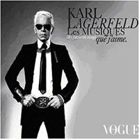 Karl Lagerfeld Cd Cover