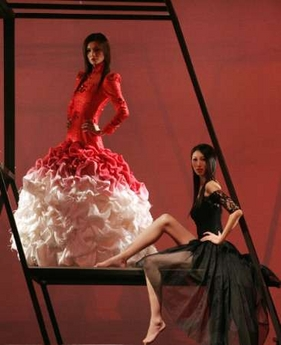 China & Shanghai Fashion Week