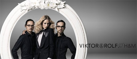 Viktor & Rolf marry H&M