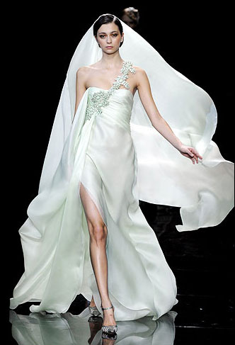 Contemplating Couture – Spring 2007 highlights