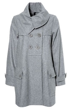 Topshop - Funnel jacket