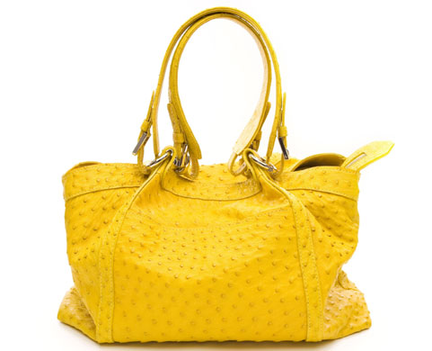 It Bag: Yellow Sun