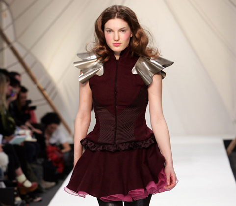 Bora Aksu: London Fashion Week