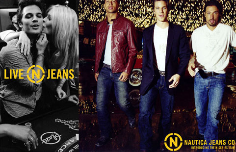 Win a pair of Nautica Jeans!