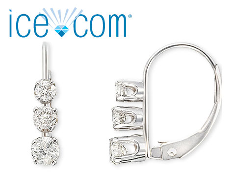 Win a pair of diamond earrings!