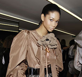 Why we love: Chanel Iman