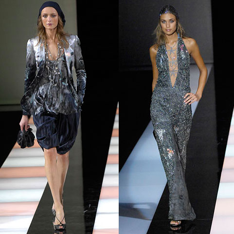 Milan Fashion Week: Giorgio Armani