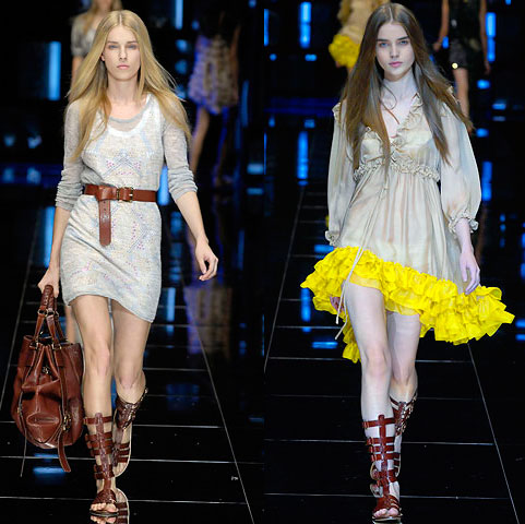 Milan Fashion Week: D&G