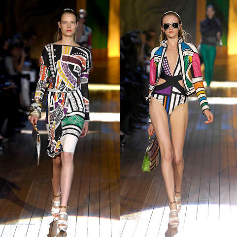 Milan Fashion Week: Just Cavalli
