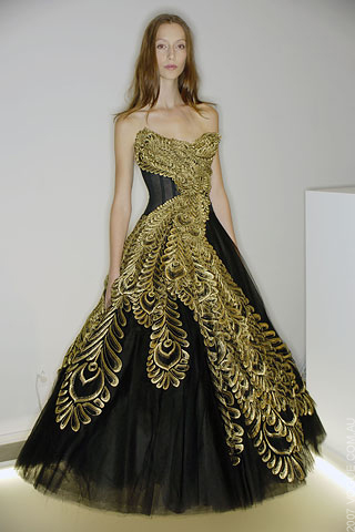 NY Fashion Week: Standout Pieces pt 1:Marchesa