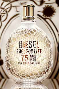 Fragrances: Diesel Fragrance, Fuel for Life