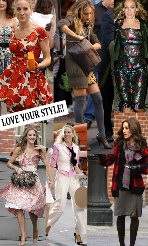 Love Your Style: Carrie Bradshaw