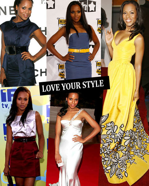 Love Your Style: Kerry Washington