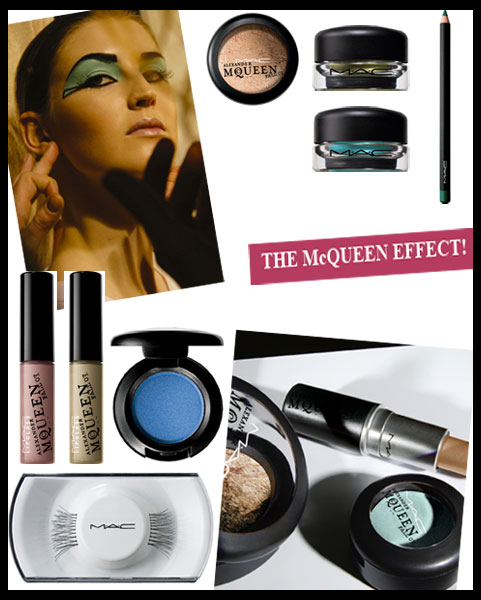 Beauty: M.A.C for McQueen