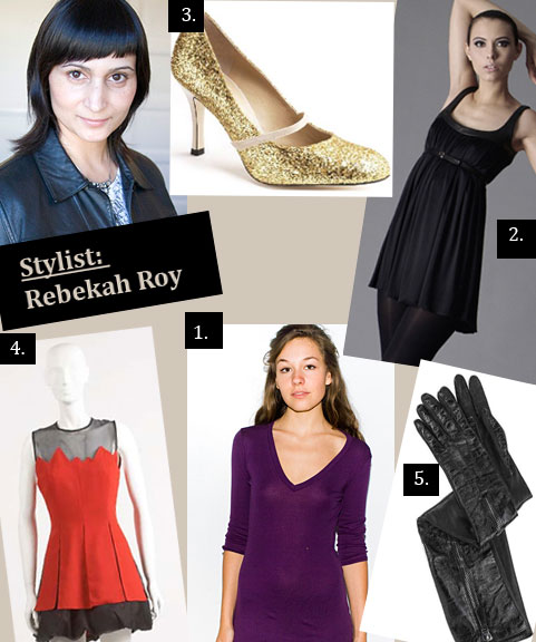 Top 5: AW07 Buys: Fashion Stylist, Rebekah Roy