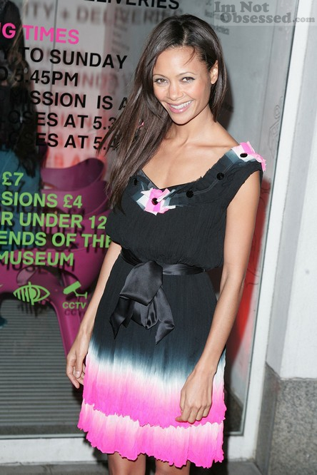 Love Your Style: Thandie Newton