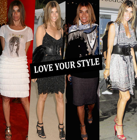 Love Your Style: Carine Roitfeld