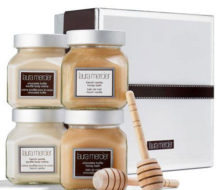 Holiday Gift Guide 2007: Laura Mercier Chocolate and Vanilla Gift Set