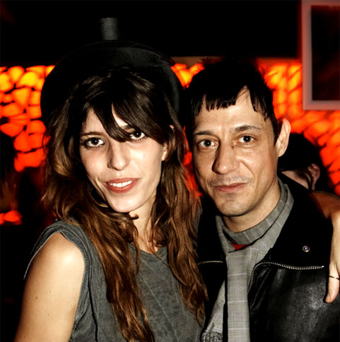 Parties: Lou Doillon by Lee Cooper