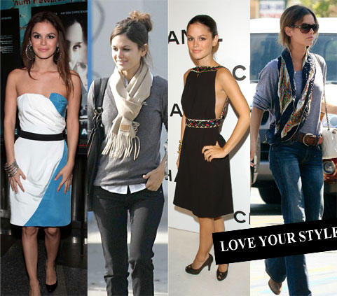 Love Your Style: Rachel Bilson
