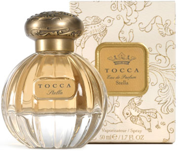 Holiday Gift Guide 2007: Tocca Candles & Eau de Parfum