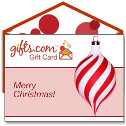 GIVEAWAY ALERT: Win a $50 Gifts.com Gift Card!