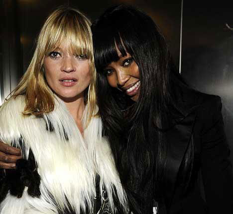 News: Naomi Campbell forgets what she learned at anger management