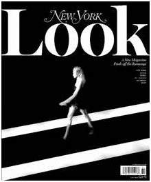 New York Look: A New Magazine Fresh off the Runways