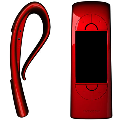 Fashion meets Technology:Vivienne Tam MP3 Walkman