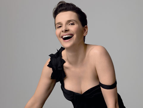 News: Juliette Binoche is Lancôme's New Brand Ambassador
