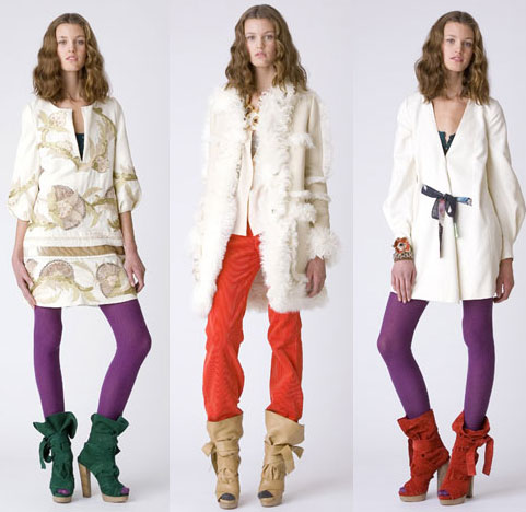 Pre-Fall 2008: A taste of what's to come