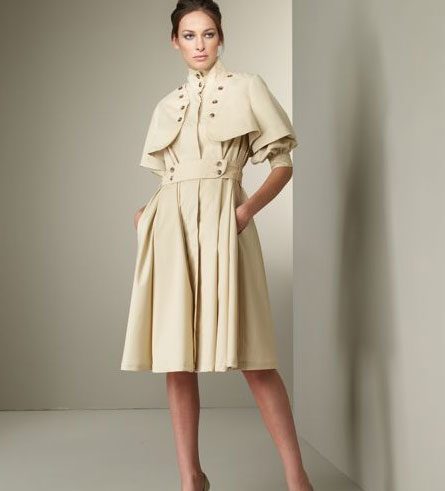 Shopping: Doo.Ri Trench Coat Dress