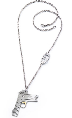 GIVEAWAY ALERT: Freedom Necklace by Nomination Italy
