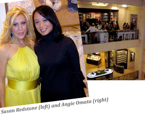 Parties: Susan Redstone's Book Launch at Henri Bendel!