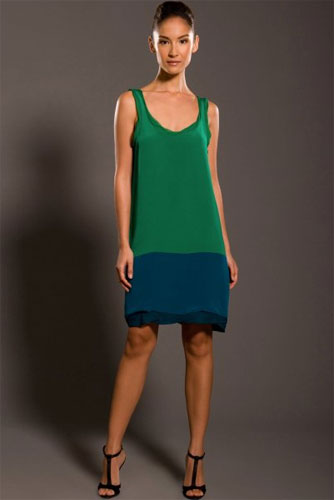 Shopping: Thakoon Colourblock Tank Dress