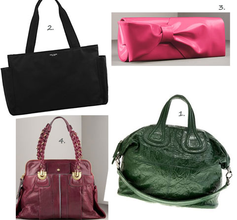 Features: Bag Wishlist!