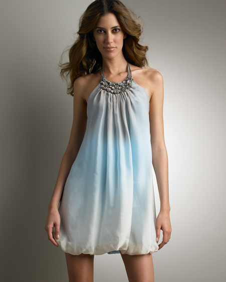 Shopping: ABS Ombre Dress