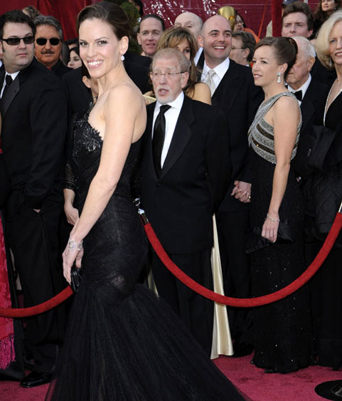 Oscars 2008: Best and Worst Dressed