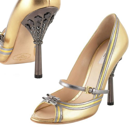 Prada details another heel!