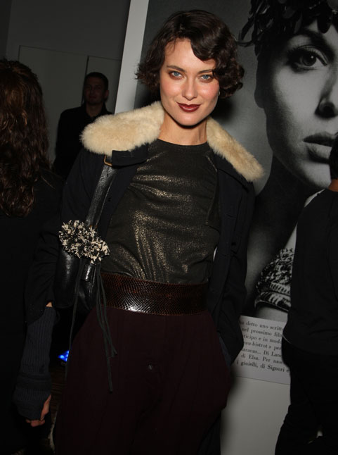 Love Your Style: Shalom Harlow