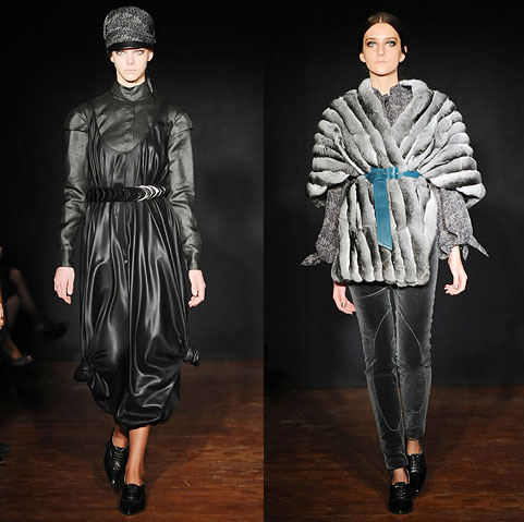 NY Fashion Week AW08: Gen Art presents Camilla Staerk