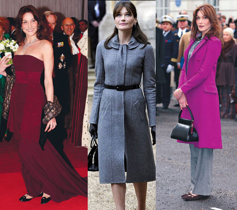 Fashion Speaks Louder than words: Just ask Carla Bruni-Sarkozy
