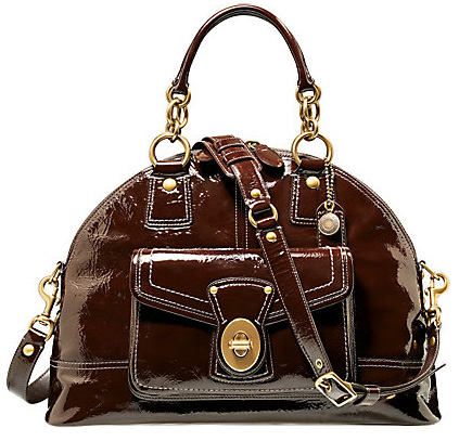 Bag alert: Patent Francine by Coach