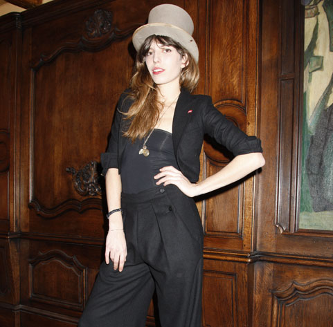 Q&A: Model, Actress, & Designer, Lou Doillon