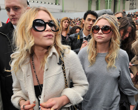 Fashion Fix: Olsen Fashion Offenders…Nicole Richie's maternity line…Phoebe Philo to comeback?