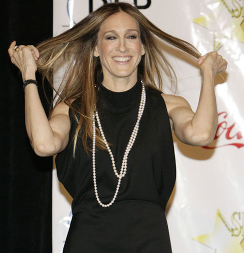 Celebrity Labels: Sarah Jessica Parker raked in £3.5m from Bitten