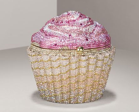 Strawberry Cupcake Clutch: Too Sweet?