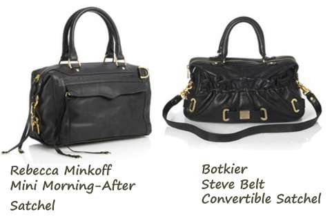 The Bag Quest: Rebecca Minkoff or Botkier?