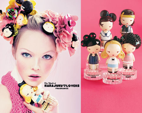 New Fragrance: Harajuku Lovers